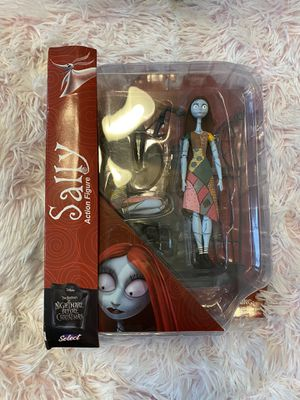Sally figure from nightmare before Christmas for Sale in Frisco, TX