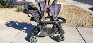 Graco Ready to grow LX Double stroller for Sale in Goodyear, AZ