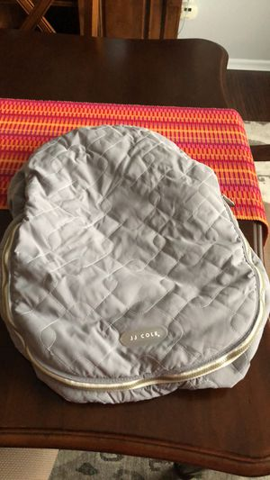 JJ Cole car seat infant cover for Sale in NJ, US