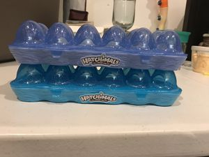 Hatchimals egg cases for Sale in Virginia Beach, VA