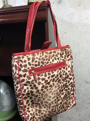 Leopard tote bag for Sale in St. Peters, MO