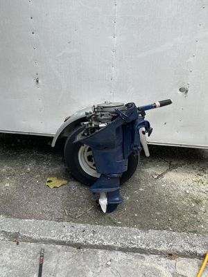Outboard tiller for Sale in Clearwater, FL