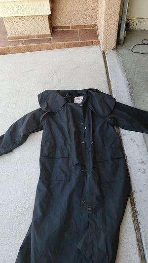 Heavy Duty Raincoat/Overcoat by Sydney Oilskin - Medium for Sale in Las Vegas, NV