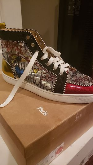 Christian loubontin size 44 for Sale in Washington, DC