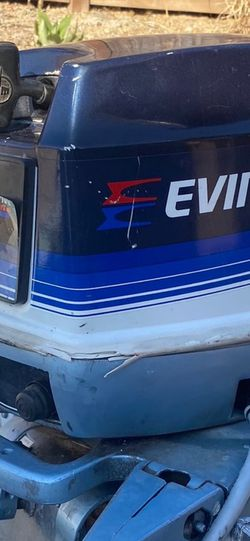 EvinRude 25 Hp Motor for Sale in San Diego,  CA