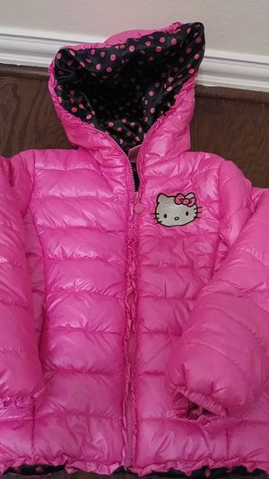 Hello kitty jacket size 8 for Sale in Houston, TX
