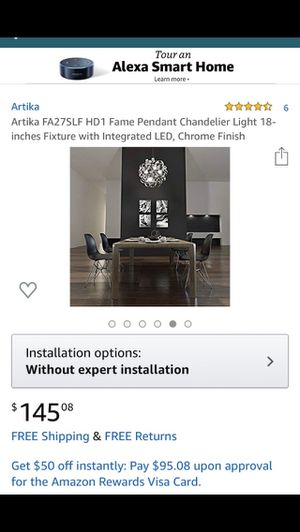 Chandelier for Sale in Westminster, CA