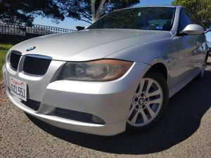 BEAUTIFUL 2006 BMW 325I! 116K LOW MILES! CLEAN TITLE! SMOG CHECK DONE! for Sale in San Bernardino, CA