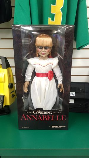 Annabelle Doll never opened for Sale in Peachtree Corners, GA