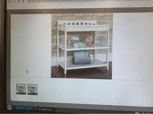 Baby changing table for Sale in Ypsilanti, MI