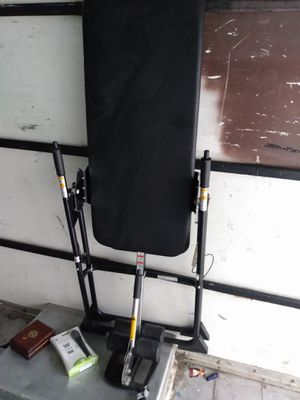 MasterCare back attraction inversion table for Sale in Houston, TX
