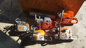 Chainsaws for Sale in Topsfield, MA