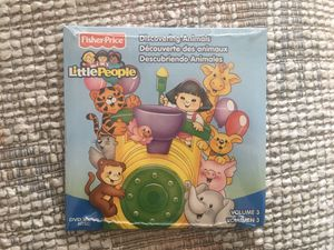 "FISHER-PRICE Little People ""Discovering Animals"" DVD for Sale in Seven Hills, OH"