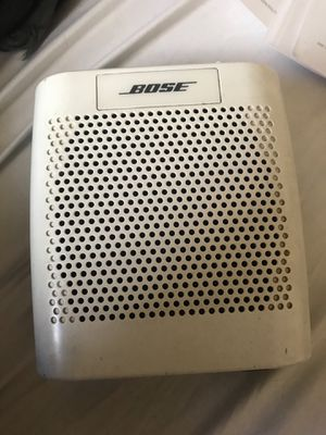 Bose color sound link blue tooth speaker for Sale in Pleasant Hill, CA