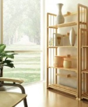 New!! Bookcase, 4 shelf tier bookcase, bookshelves, organizer, living room furniture, storage unit for Sale in Phoenix, AZ