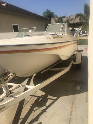 Boat with trailer for Sale in Perris, CA