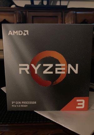 Ryzen 3rd gen cpu for Sale in Concord, CA