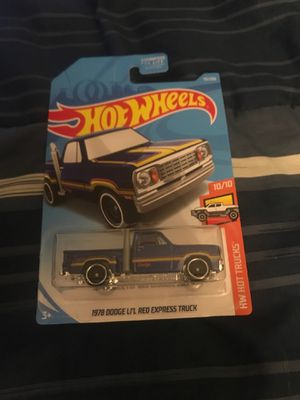 Hot Wheels 1978 Dodge Lil Red Express for Sale in La Puente, CA