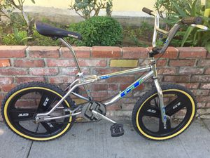 GT performer BMX bike 20 inch freestyle old-school original for Sale in Glendale, CA