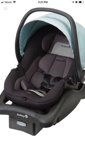 Stroller, base, and Car seat for Sale in Indio, CA