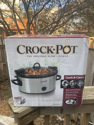 Crock•Pot for Sale in Fort Belvoir, VA