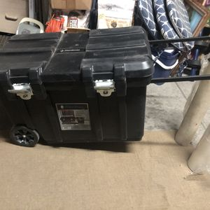 Storage Container, Large With Compartments , New for Sale in Las Vegas, NV