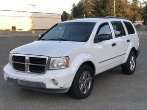 2007 Dodge Durango for Sale in Tacoma, WA