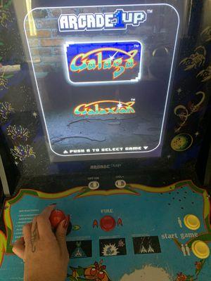 Galaga/Galaxian FULL SIZE Arcade Game for Sale in Pembroke Park, FL