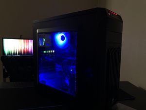 Blue Themed Gaming PC for Sale in Cincinnati, OH