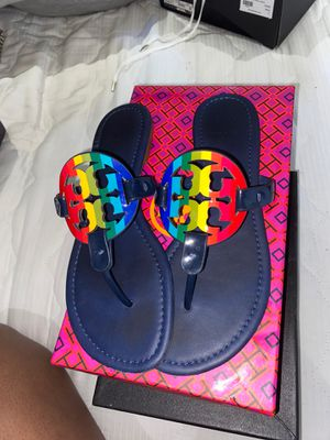 Tory Burch Miller sandals for Sale in Hollywood, FL