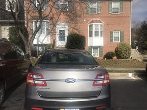 2013 Ford Taurus for Sale in Alexandria, VA