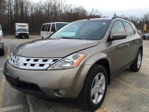 03 NISSAN MURANO SL for Sale in Waltham, MA