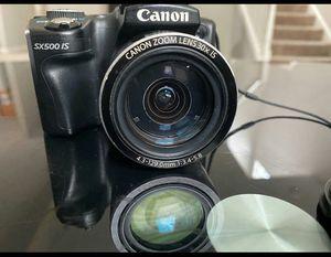 Canon sx500 is for Sale in Atlanta, GA