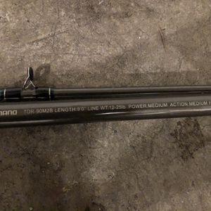 Shimano TDR-90M2B Fishing Rod for Sale in Everett, WA