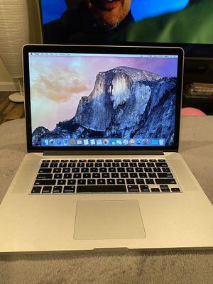 MacBook Pro 15 inch for Sale in Berkeley, CA