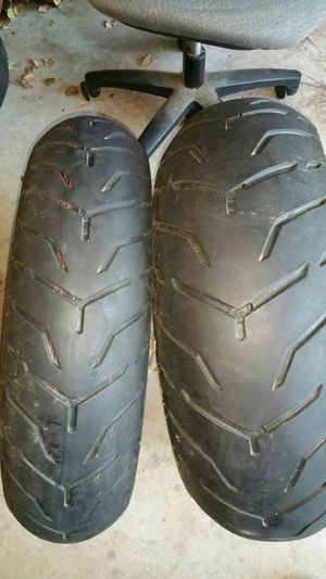 MOTORCYCLE TIRES for Sale in Frisco, TX