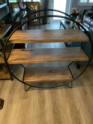 Unique shelving unit from Home Goods for Sale in Oakland Park, FL