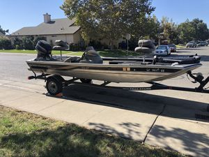 2001 bass tracker for Sale in Galt, CA