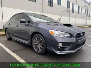 2015 Subaru Wrx for Sale in Bonny Lake, WA