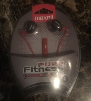 Maxell earbuds for Sale in Moreauville, LA
