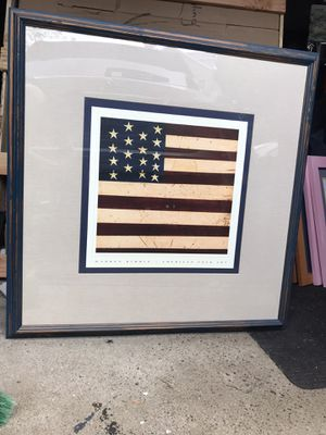 American flag picture for Sale in Salem, MA