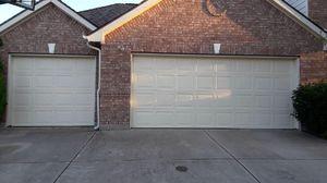 Garage doors for Sale in Grand Prairie, TX