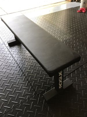 ROGUE 2.0 FLAT BENCH for Sale in Wesley Chapel, FL