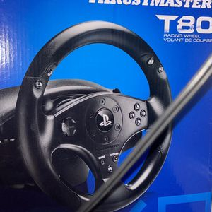 Thrustmaster Only For PS4 for Sale in Covington, GA