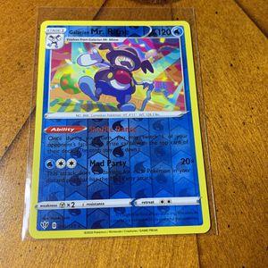 Pokémon Card Mr Rime for Sale in Austin, TX