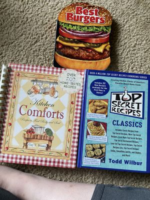 Cookbooks for Sale in Columbus, OH