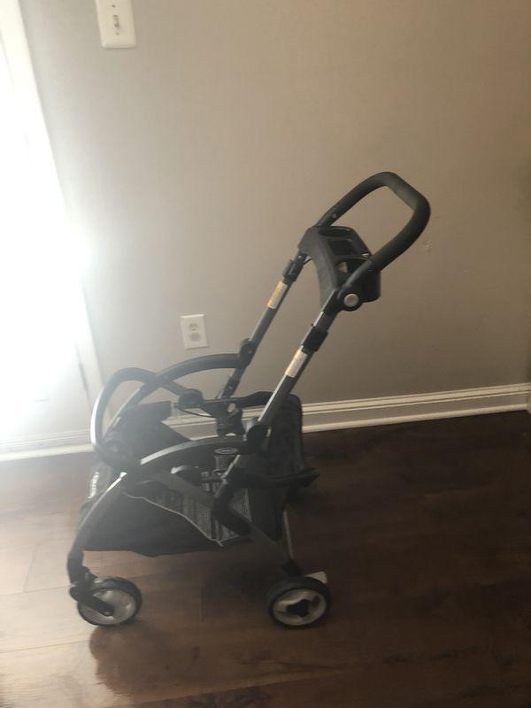 Stroller for infant chair
