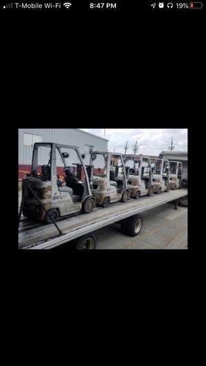 Forklifts for Sale in Detroit, MI