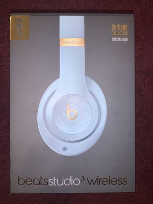 Beats Studio 3 Wireless for Sale in Salt Lake City, UT
