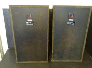 Vintage Technics 5 Component Stereo System with Large Speakers, Stand for Sale in Udall, KS